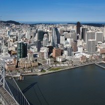 San Francisco Photo Spot series: Aerial images of San Francisco