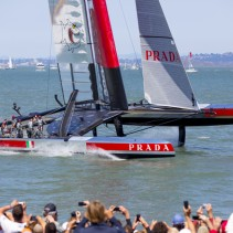 Luna Rossa advances to the Louis Vuitton Cup final