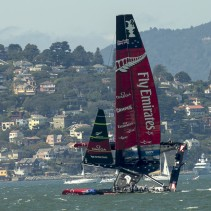 America's cup – day 5