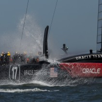 America's cup – day 6