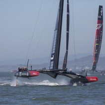 America's cup – day 9