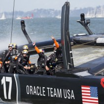 America's cup – day 12