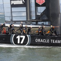 America's cup – day 14
