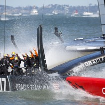 America's cup – day 15 (final day)
