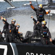 America's cup – day 13