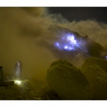 Volcanoes of Indonesia: Part 3 – Kawah-ijen