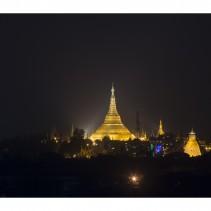 Burma/Myanmar – Shwedagon pagoda