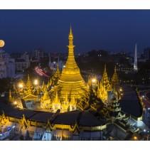 Burma/Myanmar – Sule Pagoda
