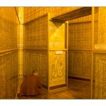Burma/Myanmar – Kyaukhtatgyi,  Nga Htat Gyi and Botataung Pagodas