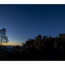 Short Trip Series: Pinnacles National Park by night