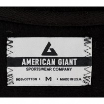 Made in USA: American Giant hoodie