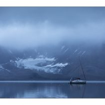 Sailing in Svalbard: Our boat