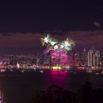 Happy New Year and new images of San Francisco